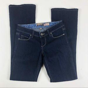 PAIGE NWOT Laurel Canyon Bootcut Jeans Size 25